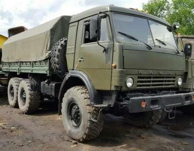 Грузовой автомобиль КАМАЗ 43114