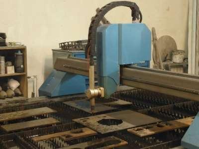 Станок для плазменной резки металла ЧПУ