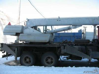автокран КАМАЗ 53212 в Санкт-Петербурге Фото 1