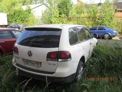 внедорожник Volkswagen Touareg, цена 700 000 руб.,в Санкт-Петербурге Фото 1