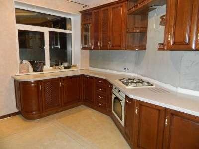 Кухни из массива дерева в Самаре Альфа-Мебель в г. Самара Фото 6