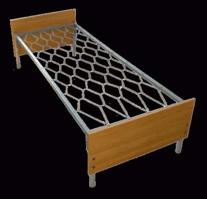 Кровати металлические двухъярусные, кровати для рабочих, кровати оптом, кровати для больницы, армейские кровати. От производителя. в Сочи Фото 1