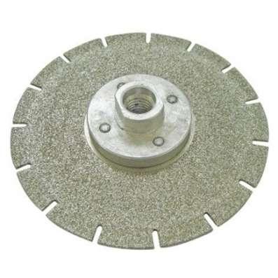 Круг алмазный (EDL40C150) для резки и шлифовки мрамора М14 диам.150мм