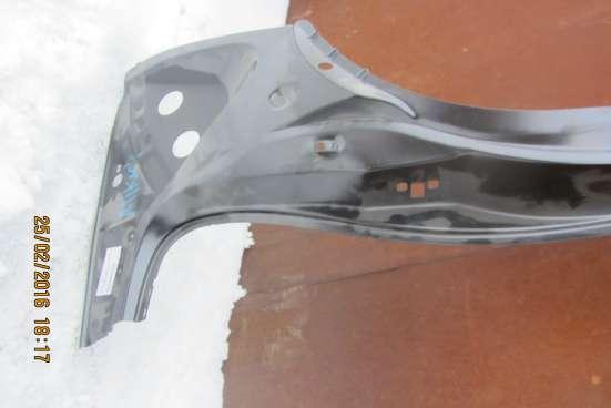 Задняя наружная левая стойка кузова