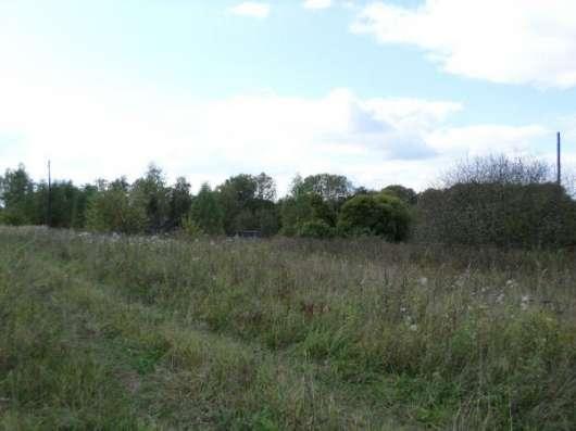 Земельный участок 25 соток д.Образцово в Малоярославце Фото 2