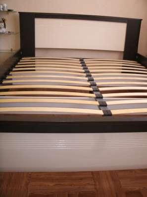 Продам двуспальную кровать с матрасом в Краснодаре Фото 4