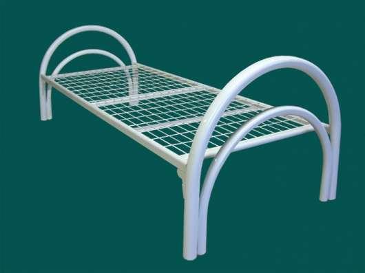 Кровати металлические для хостелов, пасионатов, общежитий