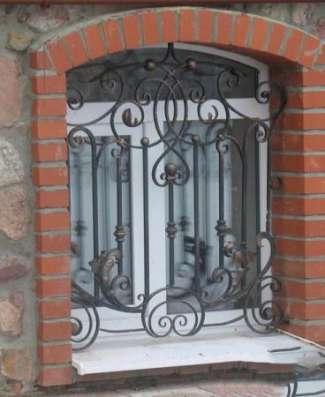 Решетка на окно в г. Симферополь Фото 1