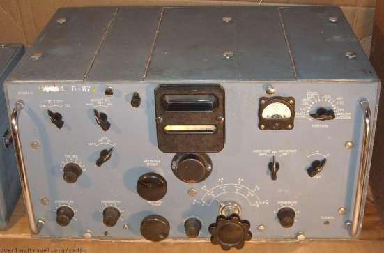 Радиоприемник Крот-М