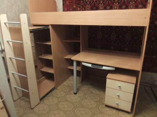 Продаю кровать для школьника