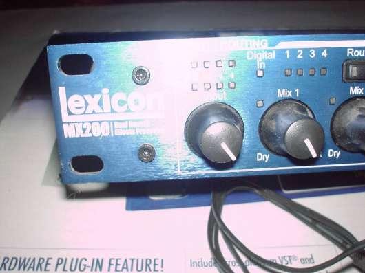 Процессор Lexicon MX200 в прекрасном состоянии