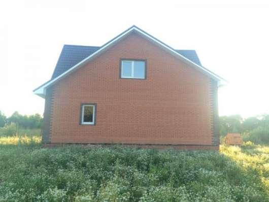 Продается новый, уютный, красивый, крепкий дом в тихой деревне с прекрасной доступностью и инфраструктурой, д. Александровка Можайский район, Минское шоссе 130 км от МКАД.