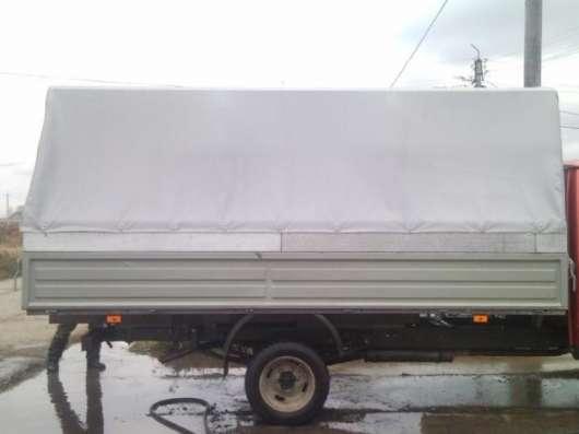 Тент на ГАЗ 330202 (Удлинненка)