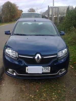 Продажа авто, Renault, Logan, Механика с пробегом 41000 км, в Москве Фото 5