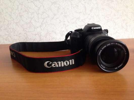 Зеркальный фотоаппарат Canon 600D в Нижнем Новгороде Фото 4