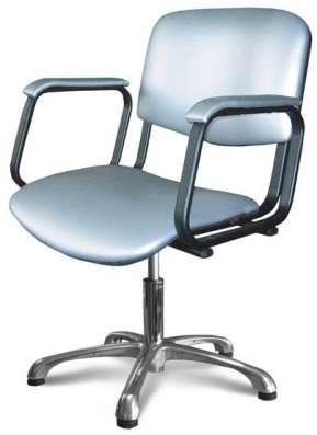 Кресло для парикмахерских Контакт пневматика хром в Нижнем Новгороде Фото 1