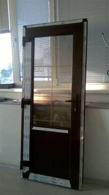 Продам входную дверь пвх