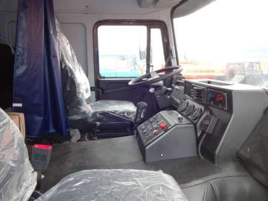 Седельный тягач Урал г/п 13 тн бескапотный новый 2016г. в