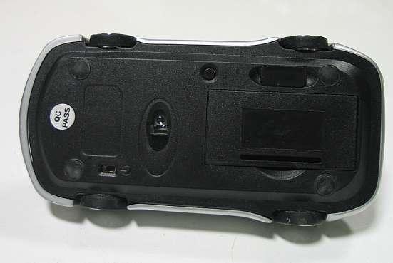 Беспроводная мышка для компьютера Porsche 911