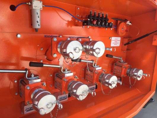 Цистерна полуприцеп 28 м3 БОНУМ бензовоз в Благовещенске Фото 1