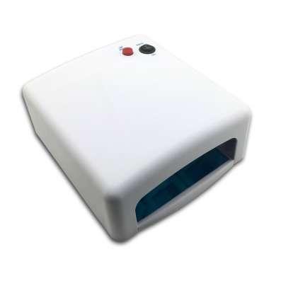 Лампы уф 36 вт сушка за 1-2 мин,40 секунд