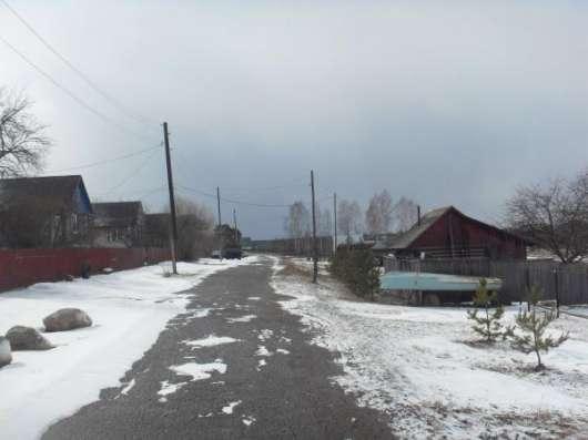 Участок в дер. Поречье Калязинского района Тверской области