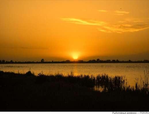 Земельные участки у рыбного озера Червяное
