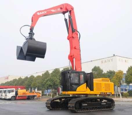 Перегружатели материалов SANY от 18 - 270 тонн