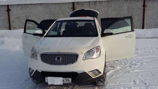 Продажа авто, SsangYong, Actyon, Автомат с пробегом 77700 км, в Лесной Фото 1