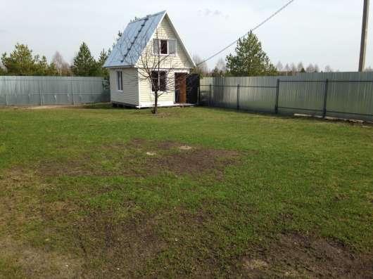 Дом с участком 6 соток Рязанская область