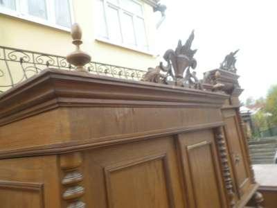 Старинный  платянной  шкаф  Россия
