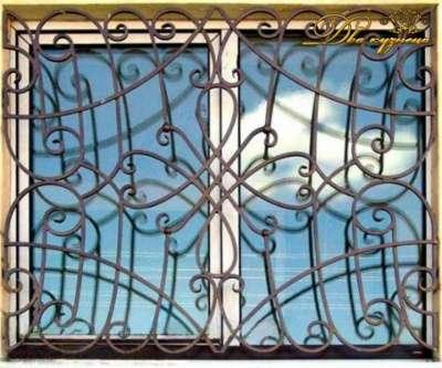 Изготовление железных дверей, решеток в г. Самара Фото 2