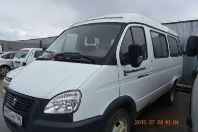 микроавтобус ГАЗ 32213 в Нижневартовске Фото 4