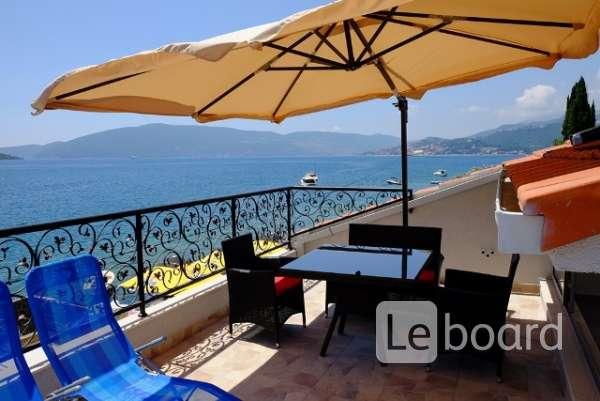 Продаю отель черногория дома в греции у моря